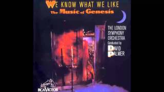 """We Know What We Like"" The Music Of Genesis, London Symphony Orchestra cond. David Palmer (1987)"