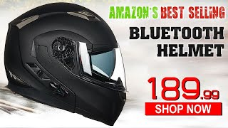 How To Use ILM Bluetooth Integrated Modular Motorcycle Helmet