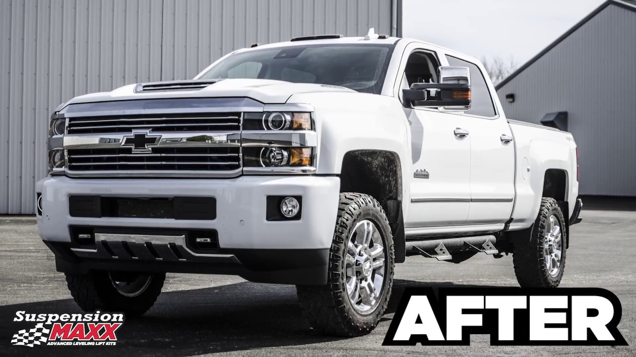 Jacked Up Gmc Sierra - 2019-2020 Top Car Updates by ...