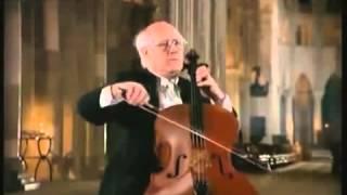 Bach Cello Suite No 1 G maior BWV 1007 (Rostropovich)