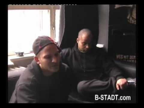 Jom & Said (Aggro Berlin) Videointerview! Berlin, 11.05.07