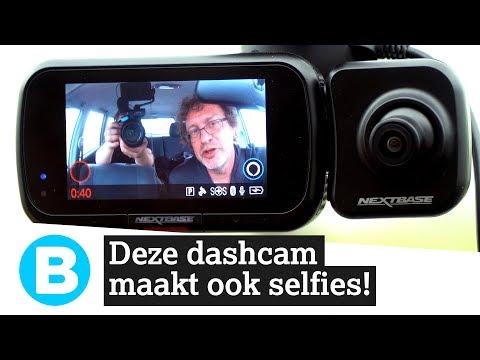 Getest: deze dashcam filmt de weg, maar ook in de auto!