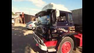 vintage truck BEDFORD TK ARTIC LORRY