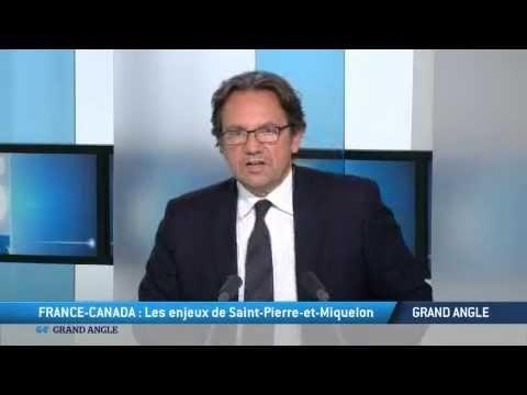France-Canada : les enjeux de Saint-Pierre et Miquelon