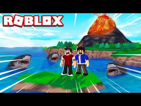 Roblox - ILHA SUPER PERIGOSA (Disaster Island)
