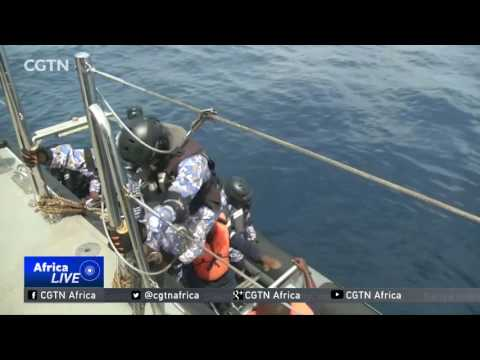 West Africa regional navies step up anti-smuggling campaigns