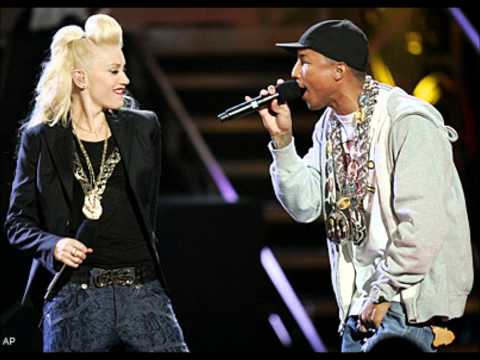 Pharrell Williams feat  Gwen Stefani   Can I Have It Like That Screwed and Chopped