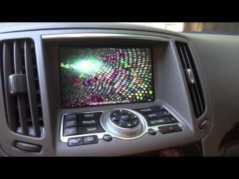 Infiniti Apple Car Play >> Infiniti G37 Apple Tv Youtube
