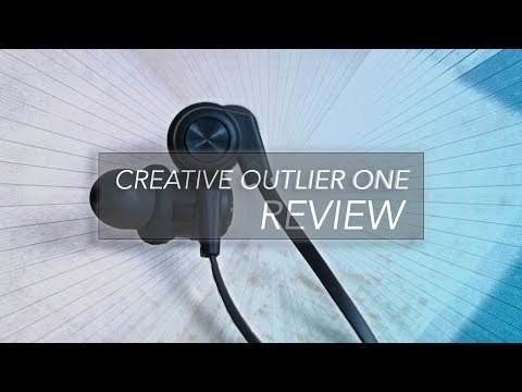 Creative Outlier ONE Review
