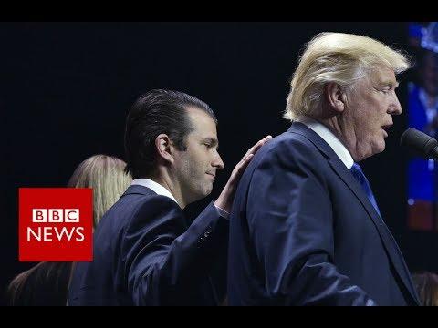 Trump Russia Links - BBC News