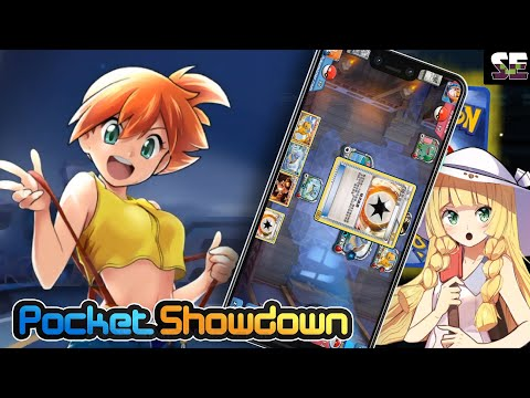 best-pokemon-tcg-for-mobile-2019,-you-can-choose-ash,-misty-on-pocket-showdown,-口袋对决