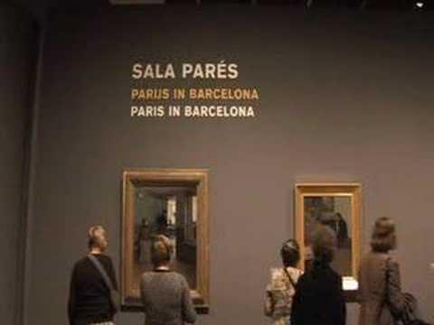 Barcelona 1900 - Van Gogh Museum