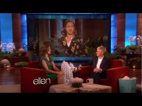 Eva Mendes on Ryan Gosling!