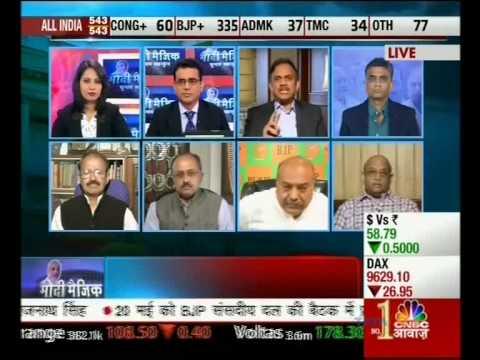 Modi Magic: Historic Win of Narendra Modi in General Elections-2014(CNBC AWAAZ,17-May-14)