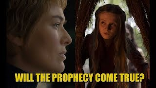 Game Of Thrones Cersei Lannister Death Discussion Will The Prophecy Come True?