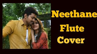 Neethane | Mersal | Flute Cover