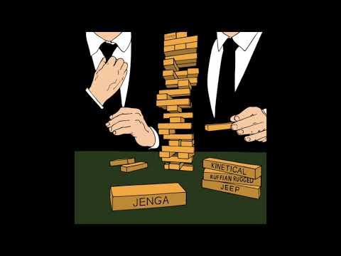 Jeep feat. Kinetical & Ruffian Rugged - Jenga