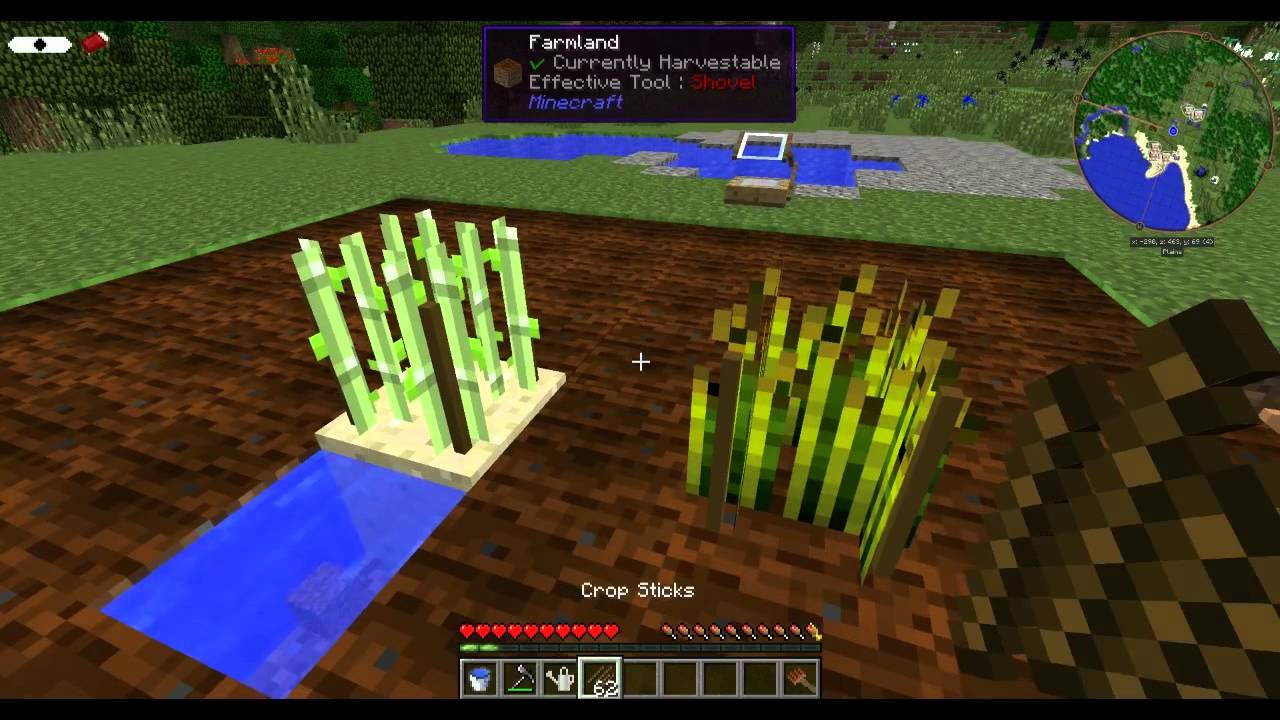 how to get seeds in agricraft