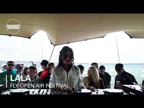 LaLa | Boiler Room x FLY Open Air 2019