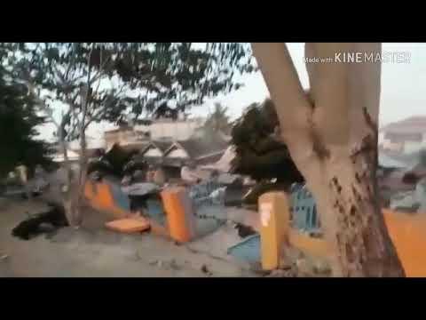 Video : Gempa Bumi dan Tsunami di Palu