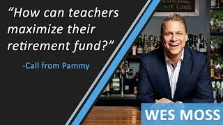 How Can Teachers Maximize Their Retirement Fund?
