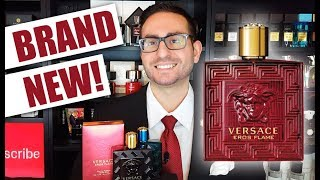 Versace Eros Flame Cologne / Fragrance Review