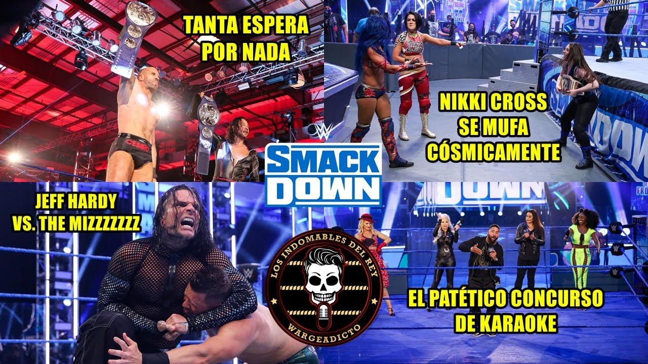 SmackDown 10 de Julio de 2020 - Análisis Picante