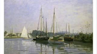 Gilbert Bécaud- Le bateau blanc
