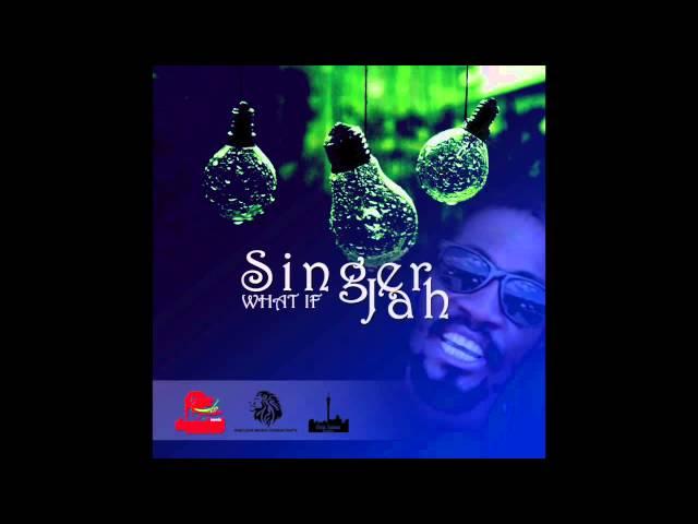 SINGER JAH What if :Promo