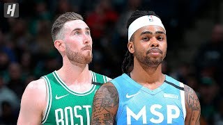 Boston Celtics vs Minnesota Timberwolves - Full Game Highlights   Feb 21, 2020   2019-20 NBA Season