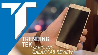 Samsung Galaxy A8 Review Indonesia