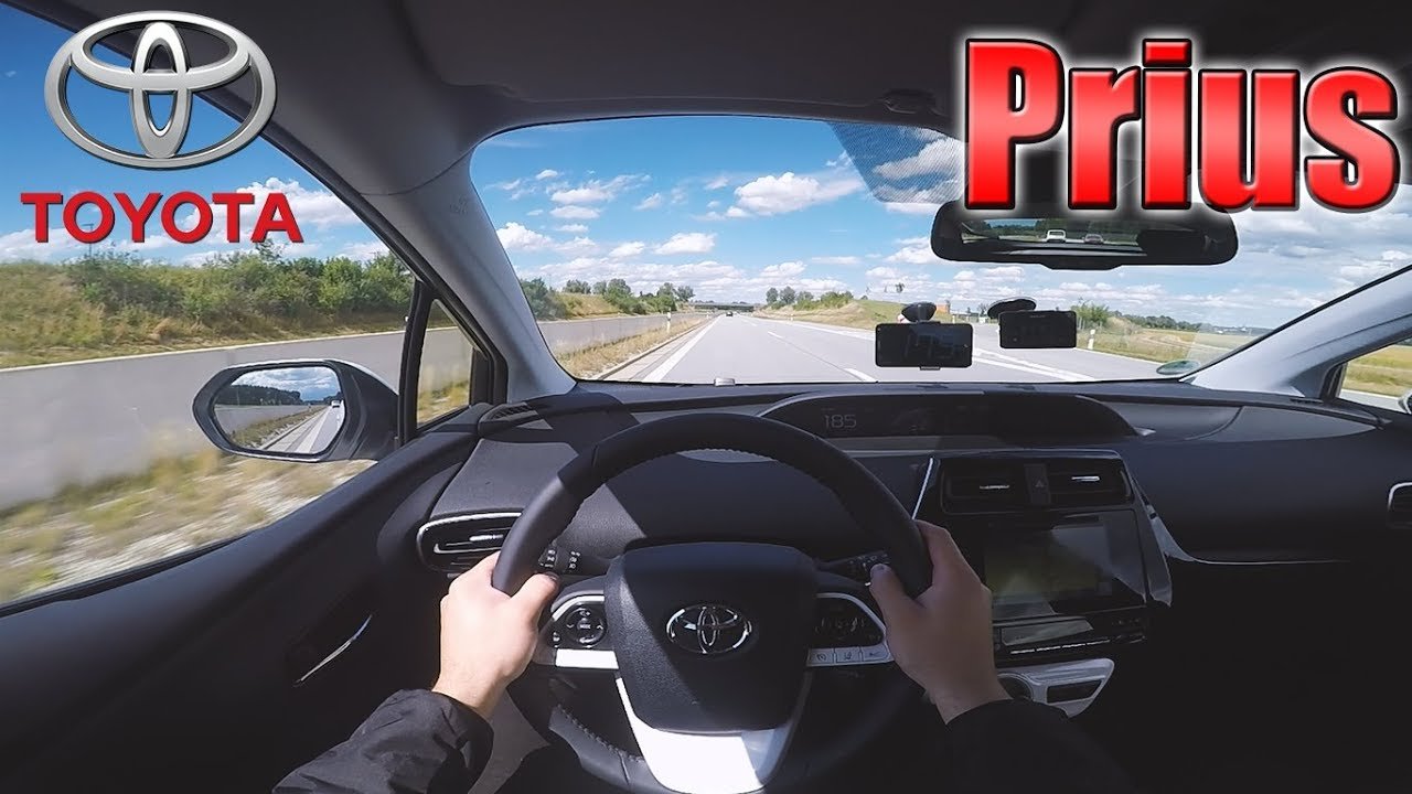 190 km h 118 mph with toyota prius on german autobahn youtube 190 km h 118 mph with toyota prius on german autobahn