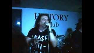 Opća Opasnost - Virtualni novi svijet - History Caffe Club, Zagreb, 10.10.2012.