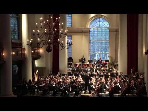YPSO Elgar Enigma Variations 2016