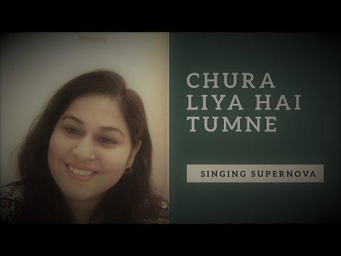 Chura Liya hai tumne | Yaadon Ki Baraat | Asha Bhosle| Cover By Singing Supernova