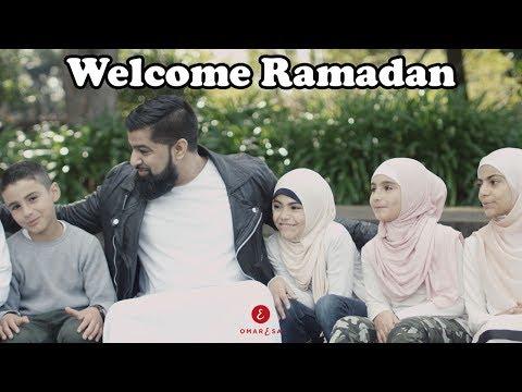 Omar Esa - Welcome Ramadan (Official Nasheed Video)
