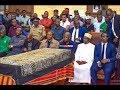 MSIBA WA MZEE MAJUTO: Rais Magufuli anaongoza waombolezaji kuaga Mwili Karimjee