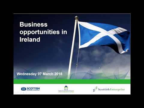 Business opportunities in Ireland | Scottish Enterprise