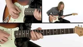 Matt Schofield Guitar Lesson - Slow Blues Performance - Blues Speak