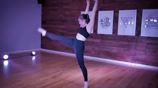 Glass House Dance: Lyrical Example