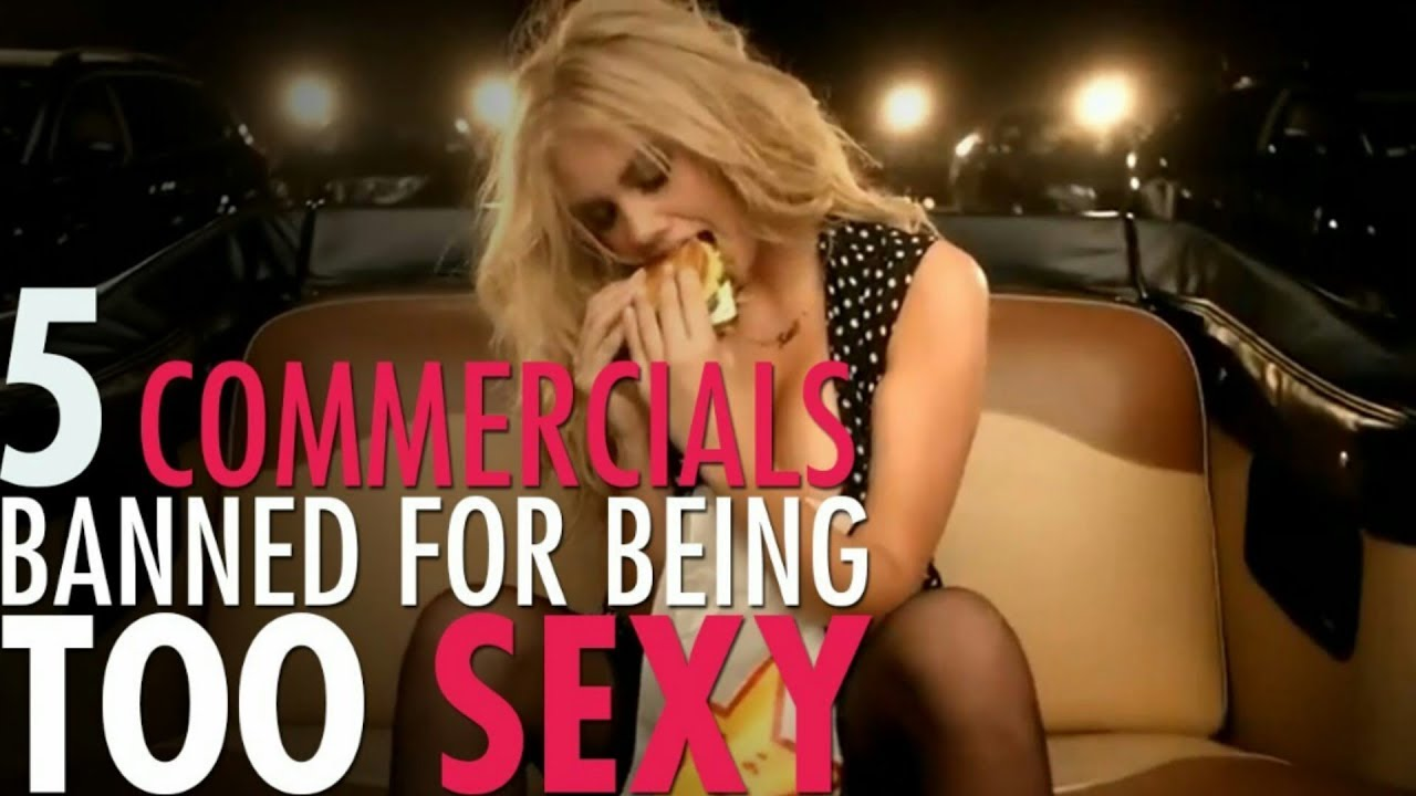 Sexy banned commercial women underwear on make a gif