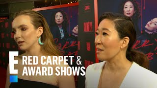 "Sandra Oh Says ""Killing Eve"" Season 2 Is ""Bad in a Bad Way"" 