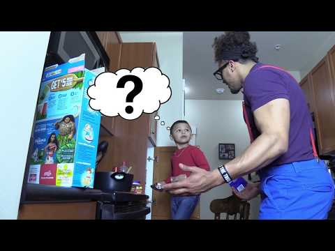 OH NO! COOKING WITH ANTHONY AND NERDY BOY GOES WRONG! RECIPE FAIL!