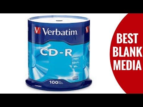 Best Blank CD | Top 10 Blank CD 2017