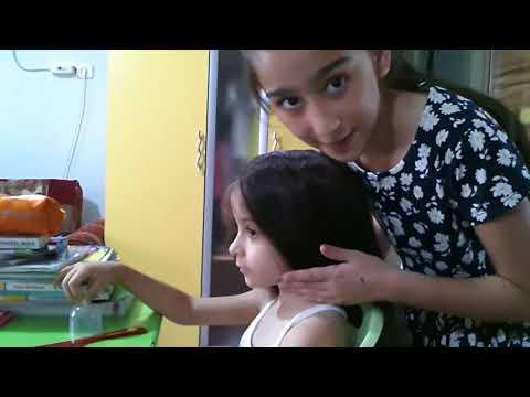 Asyayla Birlikte Kuaför Oyunu...veee Enerji şarkısı Ile Dansımız.