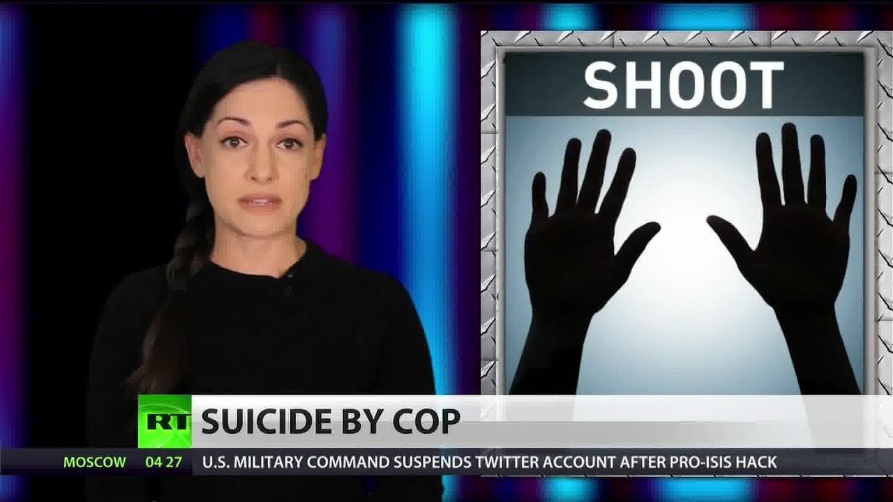 Suicide by cop, a growing phenomenon?