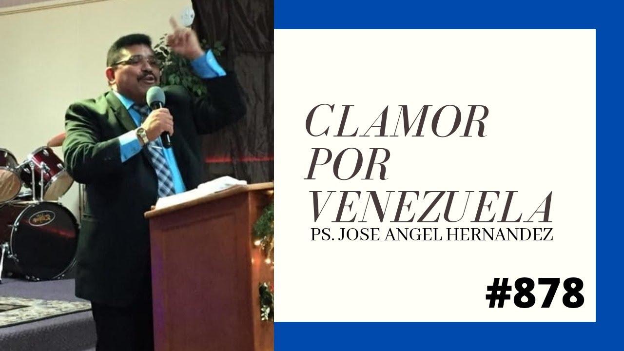 10-23-2020 Matutino de clamor por Venezuela, una nación que está de parto y por Elkhart.