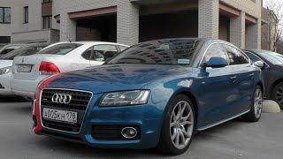 Выбираем б\у авто AUDI A5 sportback (бюджет 1.000-1.100тр)