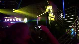 CHIVES LIVE ACT- STEREO NIGHTCLUB CHICAGO - Avici Wake me up