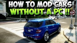 GTA 5 Glitches - Mod Rare Cars For GTA 5 Online Without A PC